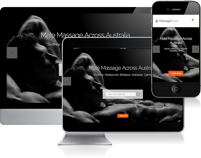 MassageGuys Responsive